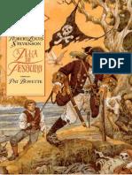 Classicos Ilustrados Robert Louis Stevenson Ilha Do Tesouro