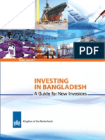 Publicatie Investing in Bangladesh