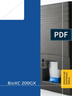 BioXC 200GX_Users Manual