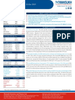 Equity Morning Note 23 October 2013-Mansukh Investment and Trading Solution