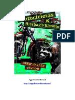 Motocicletas Hierba de Bisonte