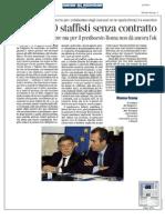 Rassegna Stampa 23.10.2013