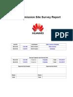 Hutch MW TSSR-Model Report