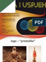 Yoga and Success (croatian language)