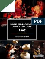 Yamaha Live Sound Guide