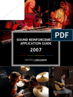 Yamaha Live Sound Guide