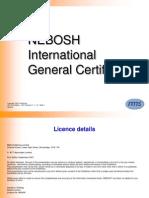 IGC1 - Element 7 Monitoring, Review & Audit (1st Ed) v.1.0