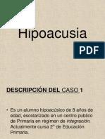 Programa Deteccion Alumnos Con Hipoacusia