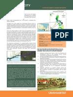 Climate Change Brochure Sorsogon