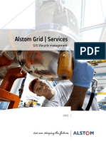 Alstom Grid - GIS Lifecycle Management