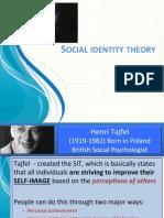 social identity theory pag