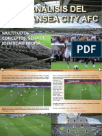 Analisis Del Swansea City Afc