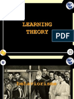Barometer Learning Theory