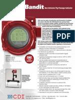 CD52-Bandit Non-Intrusive Pig Passage Detector Rev B - English