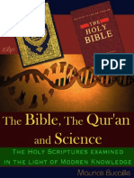 The Bible, The Qur'an and Science - Maurice Bucaille - XKP
