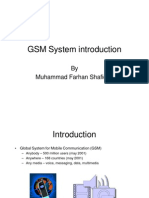 GSM System Introduction 1