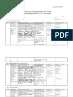 planificare(units) Upstream proficiency 12th grade