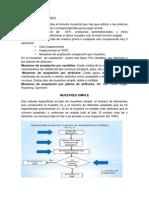Planes de Muestreo (Ejercicio Resueltos y Expo)