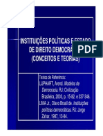 Slides Modelos de Democracia - Lijphart
