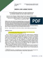 Buddhism and Addictions