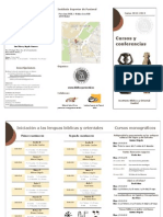 Programa IBO Madrid 2013-2014
