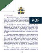 HomÇlies 1998 - franáais