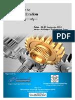 NVH Workshop Brochure