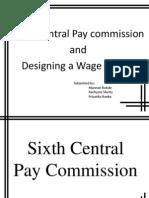 designing a wage survey