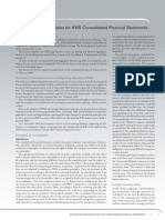 Accounting Principles for IFRS Consolidated Financial Statements 2005 3