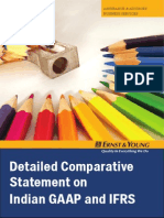 Comparative Statement on Indian GAAP and IFRS[1]