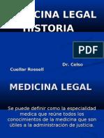 1.-Medicina Legal e Historia