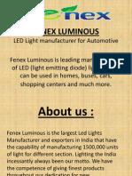 fenex luminous