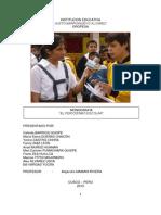 monografia periodismo escolar