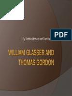 Glasser and Gordon[1]