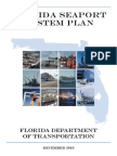 FDOT Seaport Plan Report Completettt