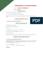 Estudos da Matem+ítica e raciocinio l+¦gico