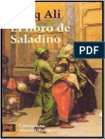 El Libro de Saladino - Tariq Ali