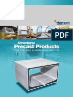 Hanson Structural Precast Products