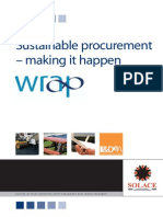 Sustainable Procurement Making It Happen