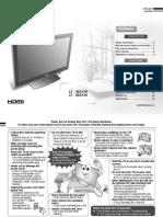 LCD JVC