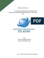 Reseach Proposal analisis laporan keuangan PT Mayora
