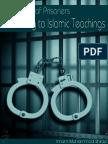 The Rights of Prisoners According to Islamic Teachings - Imam Muhammad Shirazi - XKP
