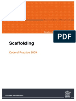 Scaffolding 2009