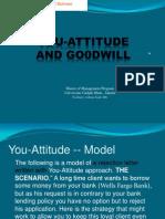 2011 You Attitude Case