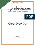 Apostila de Corel x3