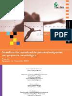 Diversificacion Profesional de Inmigrantes