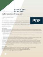 Australia Awards Pakistan Scholarships Manager 20130621.pdf