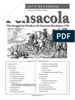 Pensacola Playbook