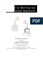 Guide to Wireless Networking