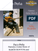 Ricardo & Montoya Booklet
